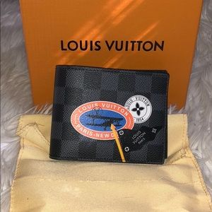 Limited edition Louis Vuitton wallet